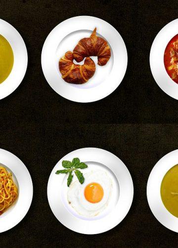 Широчайший ассортимент кулинарных меню