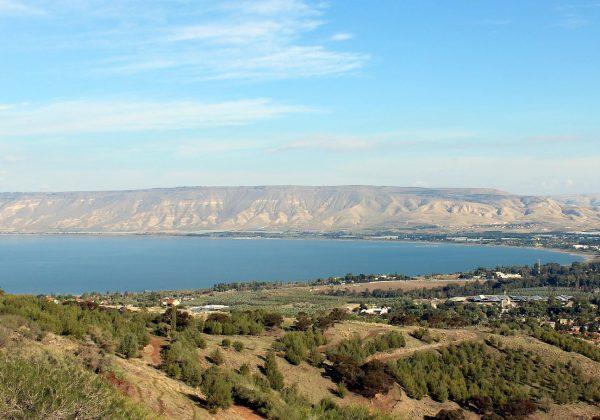 Галилейское море — Кинерет